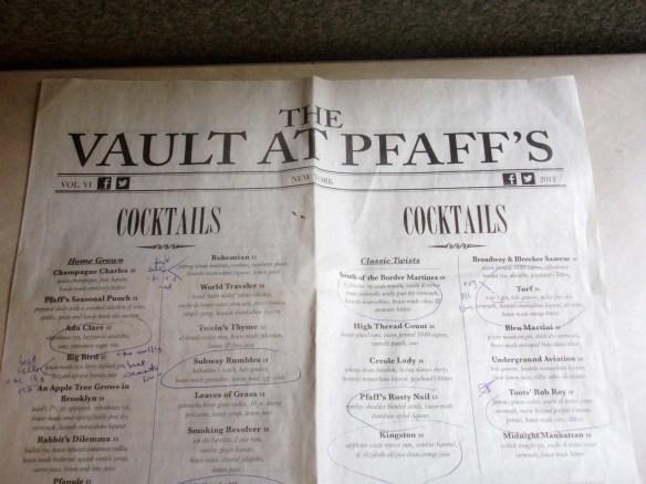 VP- menu