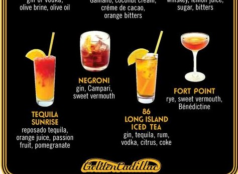 a tequila sunrise for grownups tipple sheet